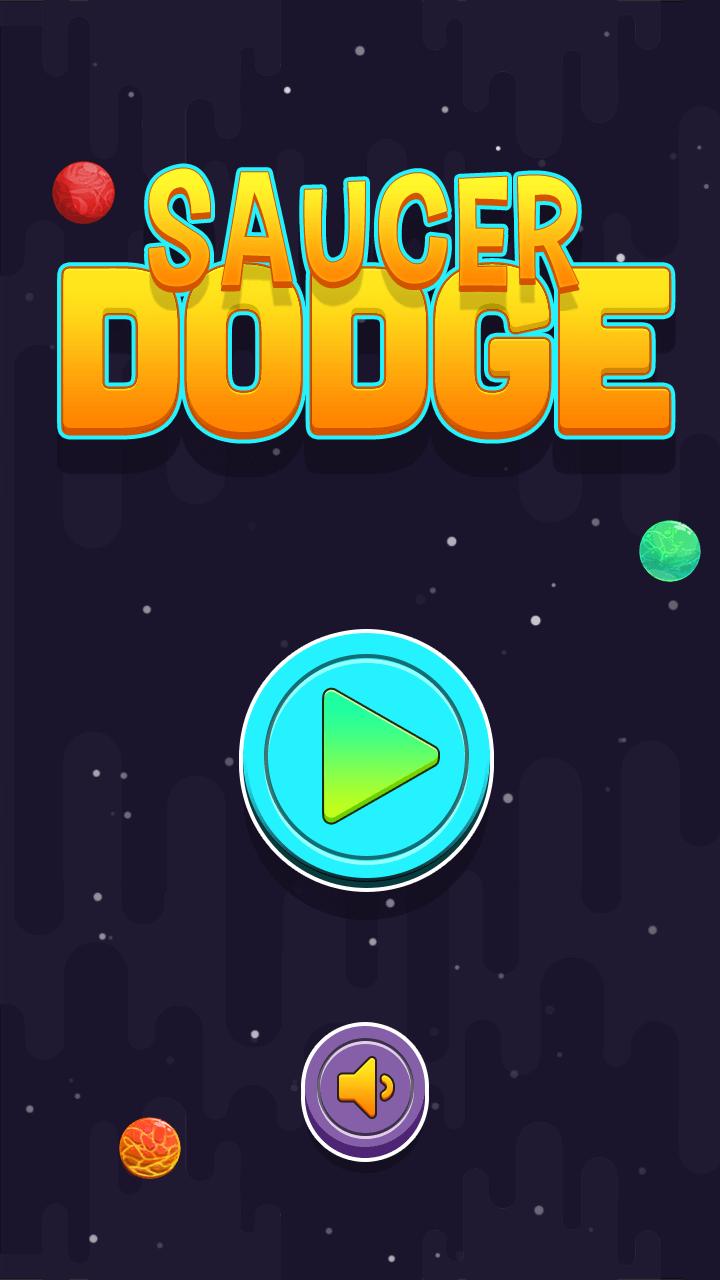 Play Saucer dodge