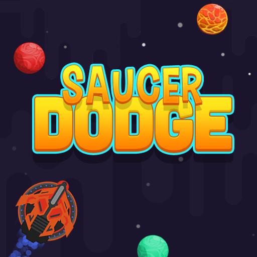 Saucer DodgeHTML5 Game - Gamezop