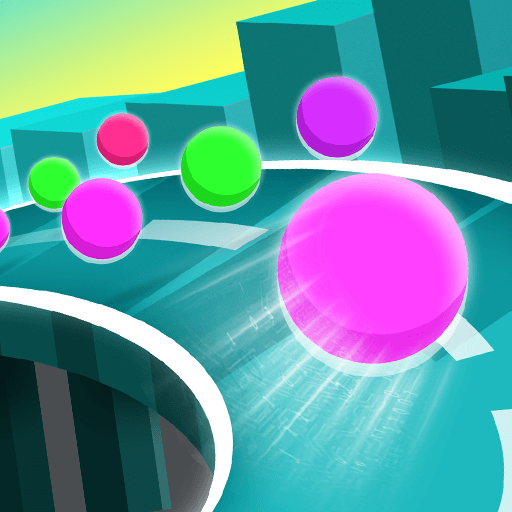 Colour ChaseHTML5 Game - Gamezop