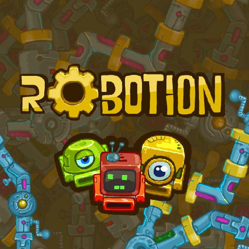 RobotionHTML5 Game - Gamezop