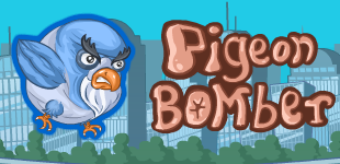 Help this angry pigeon avoid obstacles, collect food, and drop bombs in this endless HTML5 game.