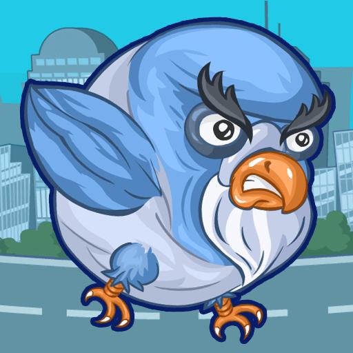 Pigeon BomberHTML5 Game - Gamezop
