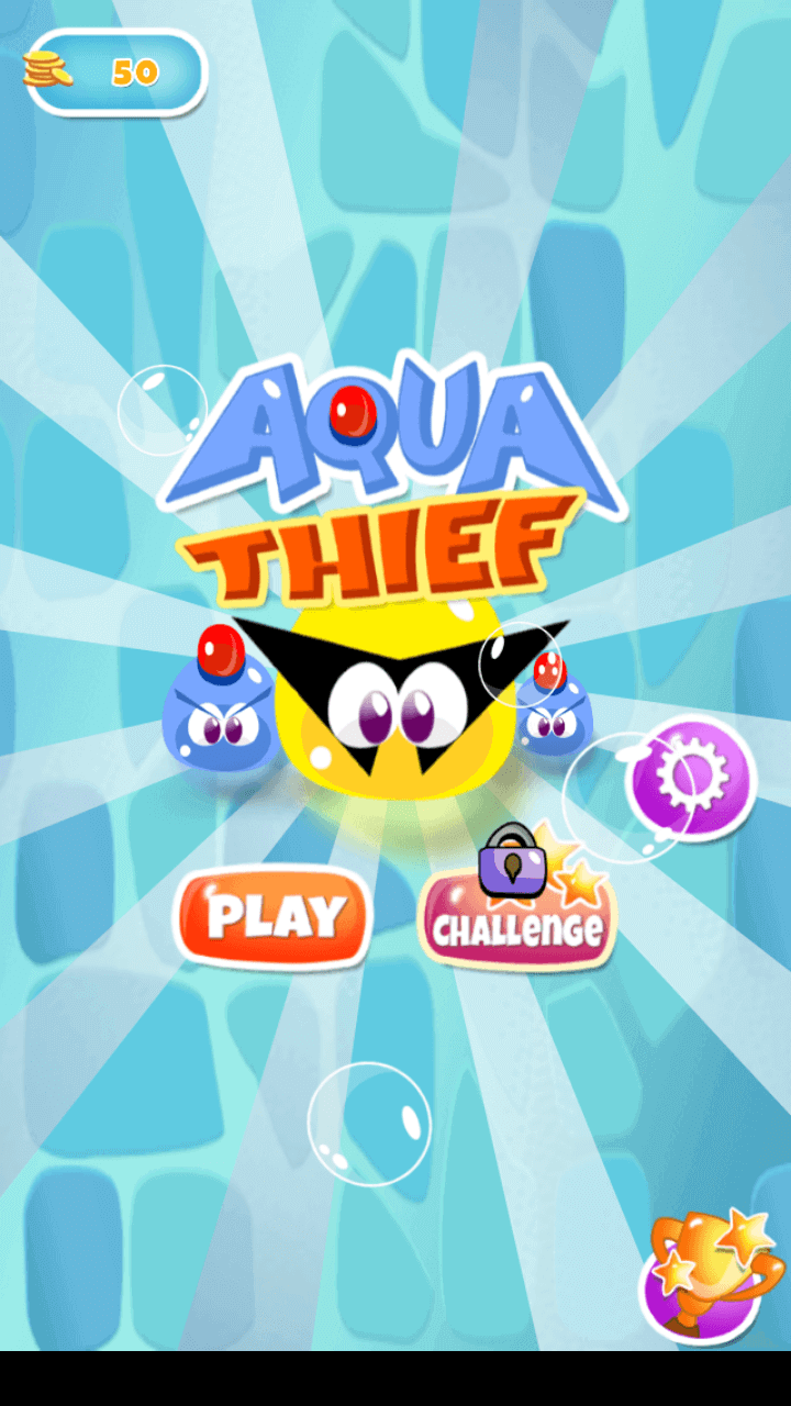 Play Aqua thief