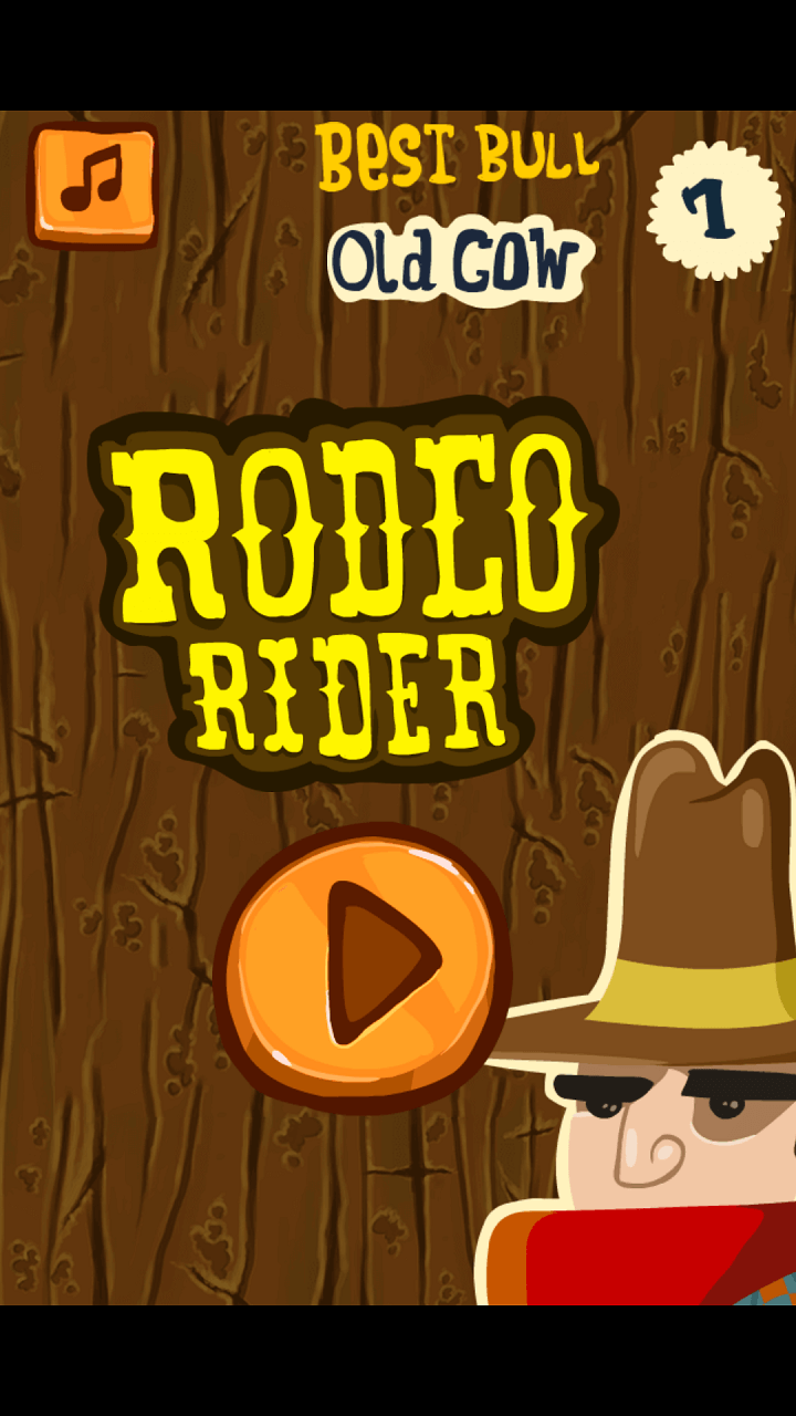 Play Rodeo rider