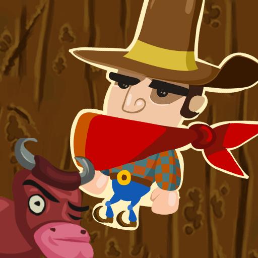 Rodeo RiderHTML5 Game - Gamezop