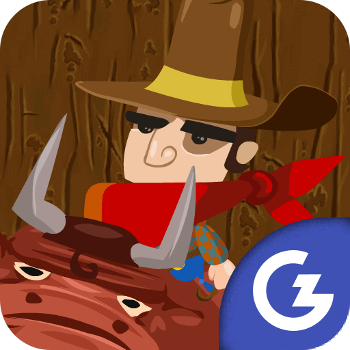 HTML5 game - Rodeo Rider