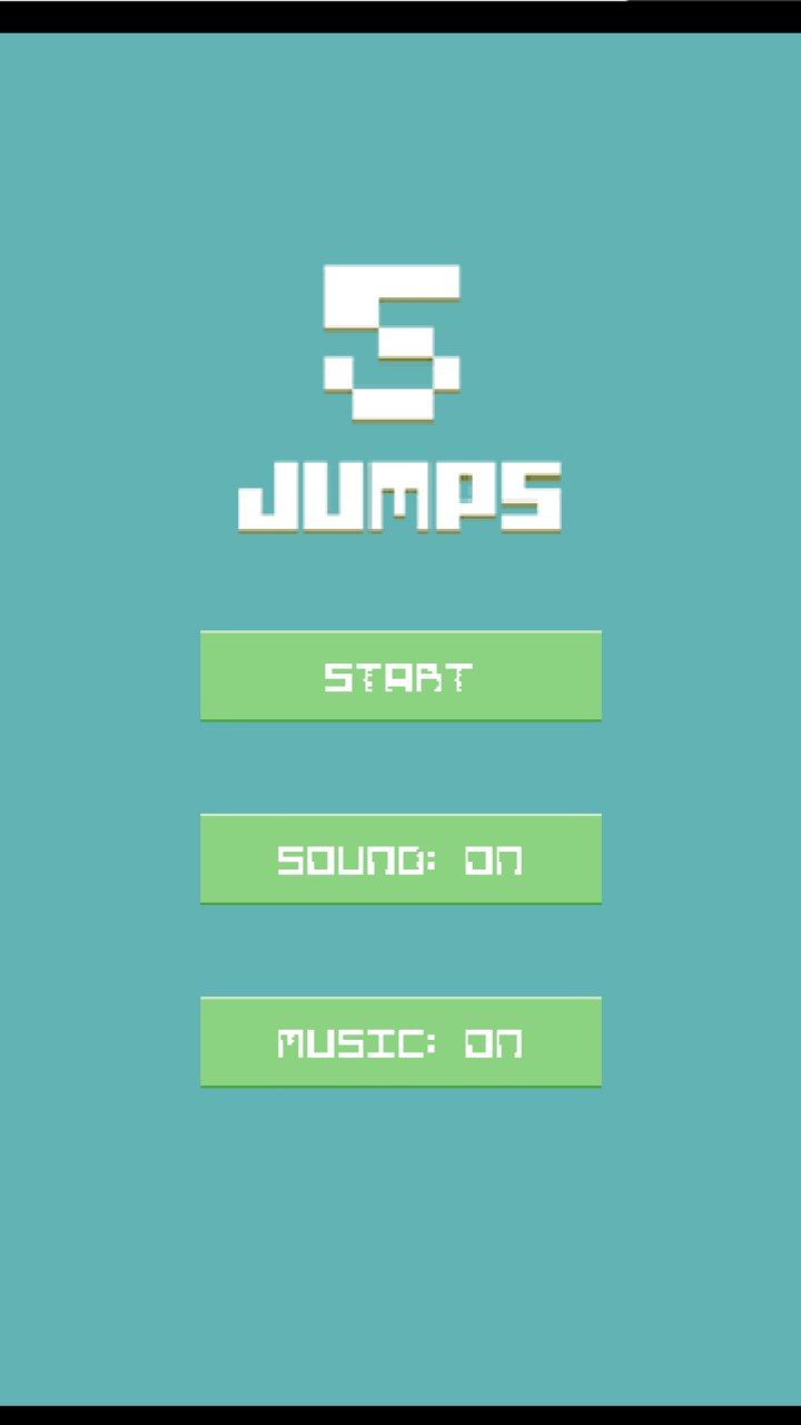 Play 5 jumps