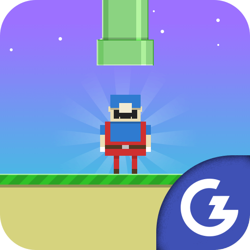 HTML5 game - 5 Jumps
