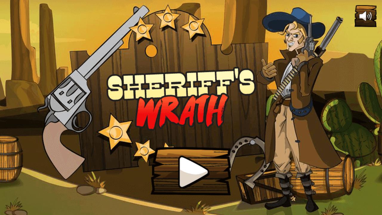 Play Sheriff's wrath