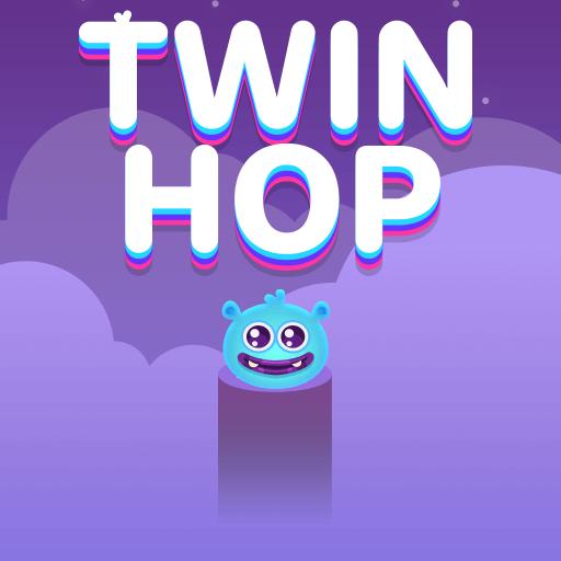 Twin HopHTML5 Game - Gamezop
