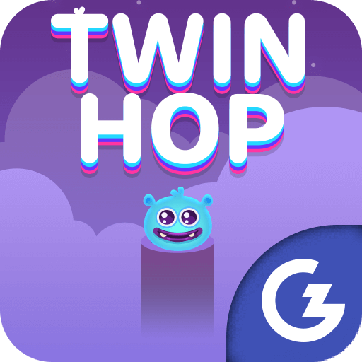 HTML5 game - Twin Hop