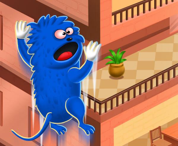 gerbil jump
