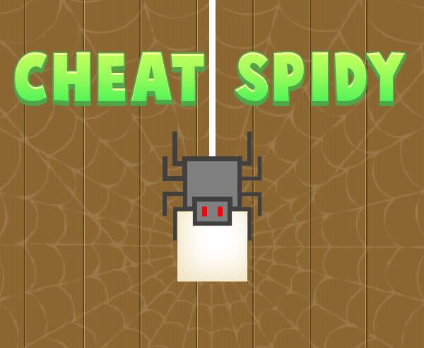 cheat spidy