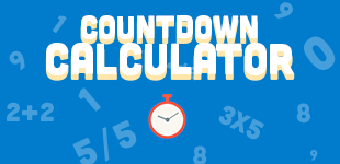 Countdown CalculatorHTML5 Game - Gamezop