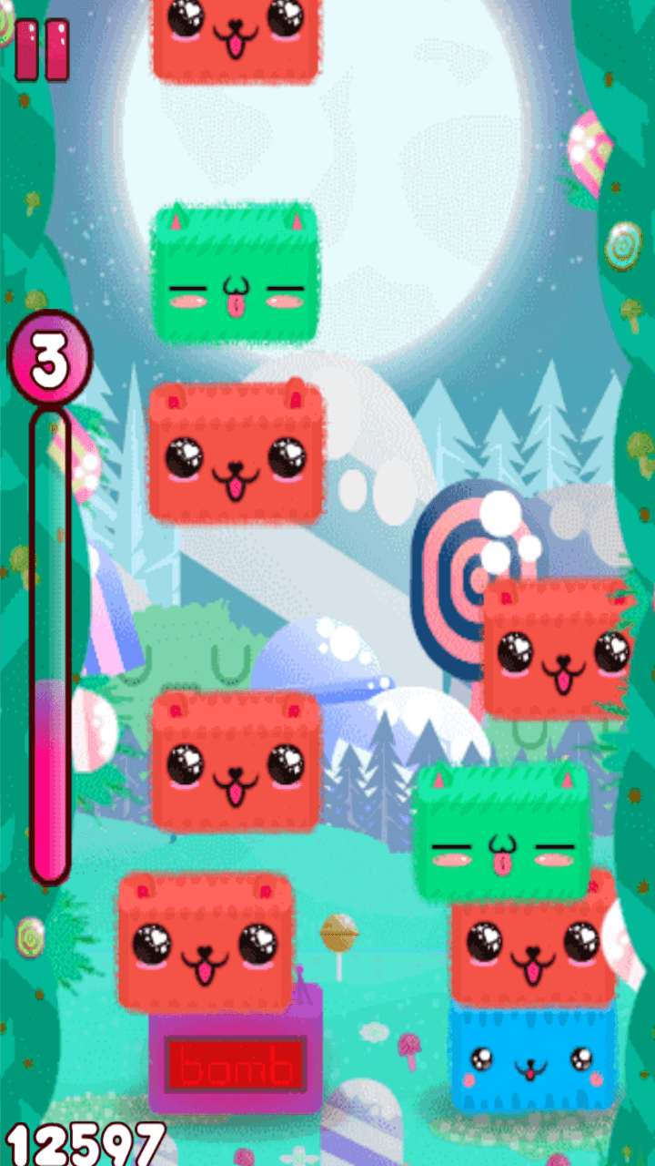 Play Cute towers 2