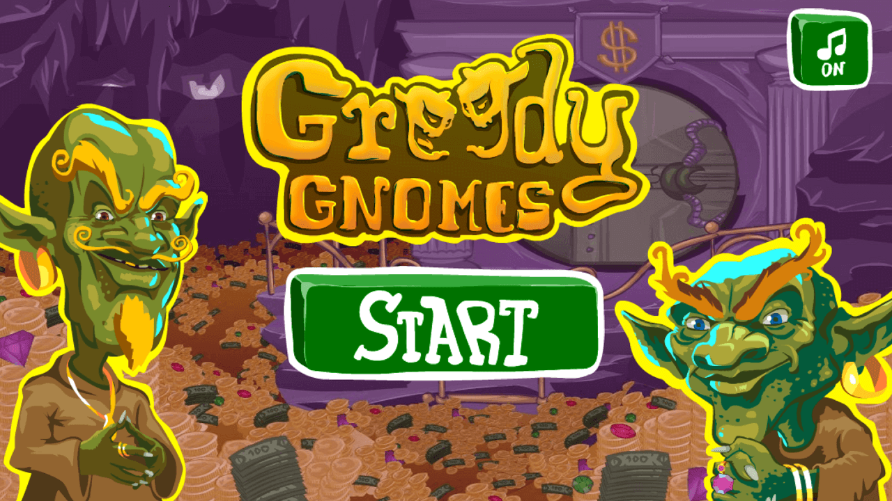 Play Greedy gnomes