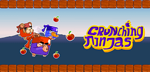 Choose your ninja and collect and munch on the delicious crunchy apples in this endless game.