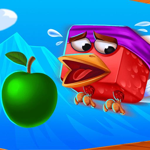 Crunching NinjasHTML5 Game - Gamezop