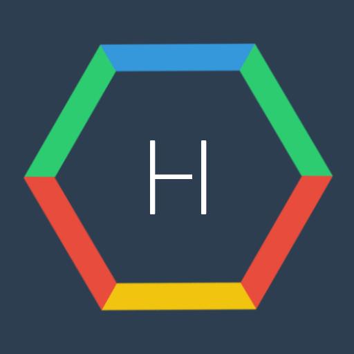 HextrisHTML5 Game - Gamezop