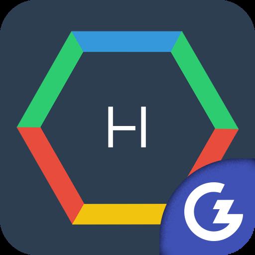 HTML5 game - Hextris