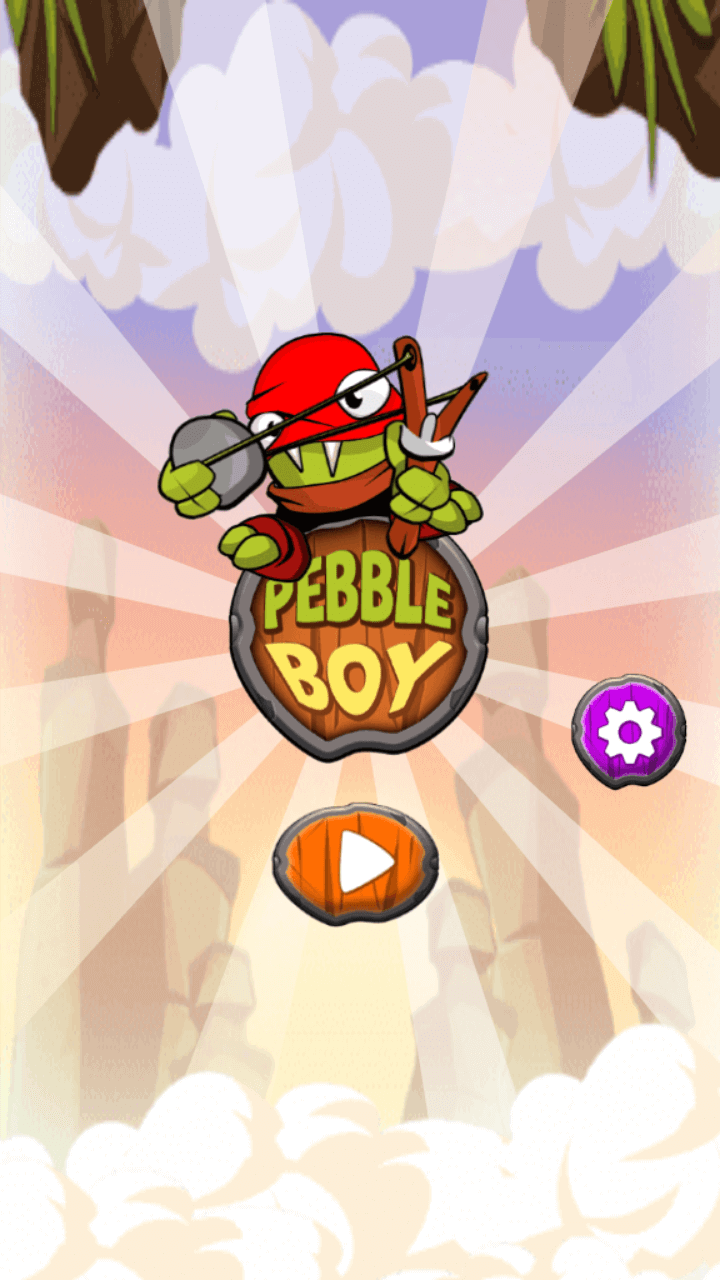 Play Pebble boy