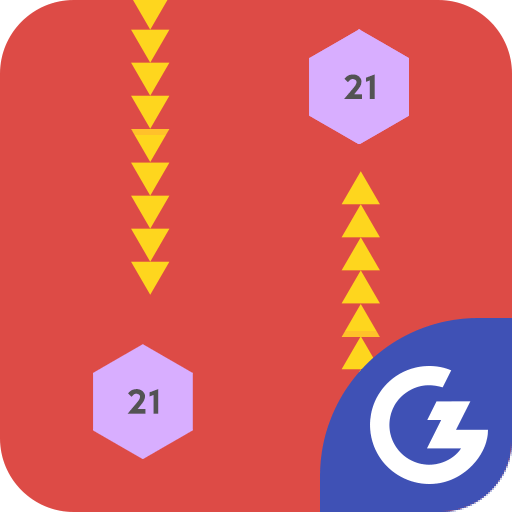 HTML5 game - Hex Burst