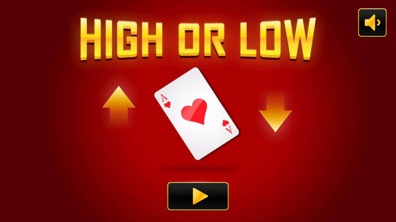 Play High or low