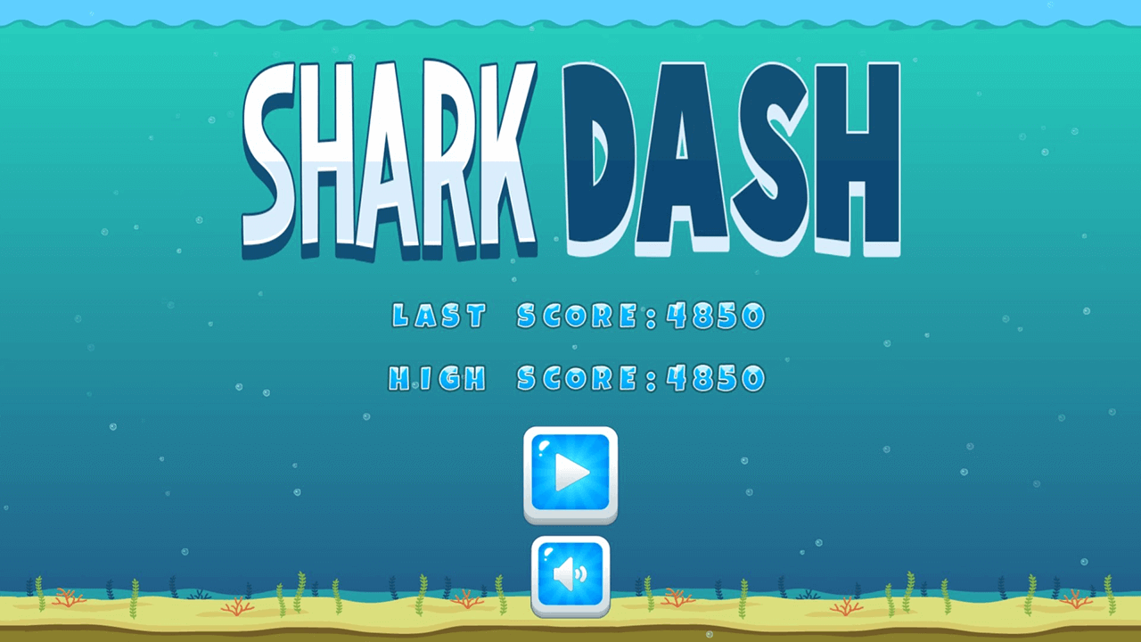Play Shark dash