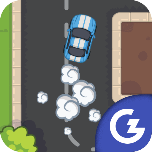 HTML5 game - Stay On The Road