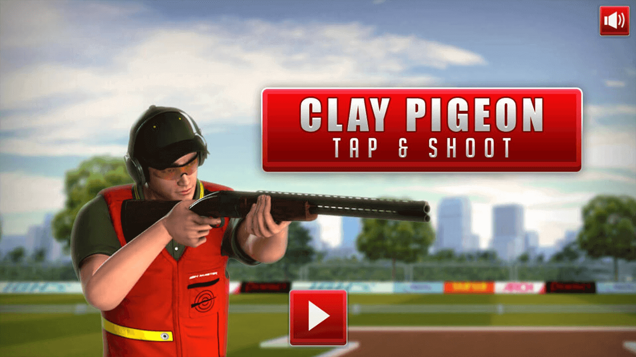 Play Clay pigeon: tap and shoot