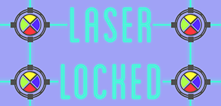 Laser LockedHTML5 Game - Gamezop