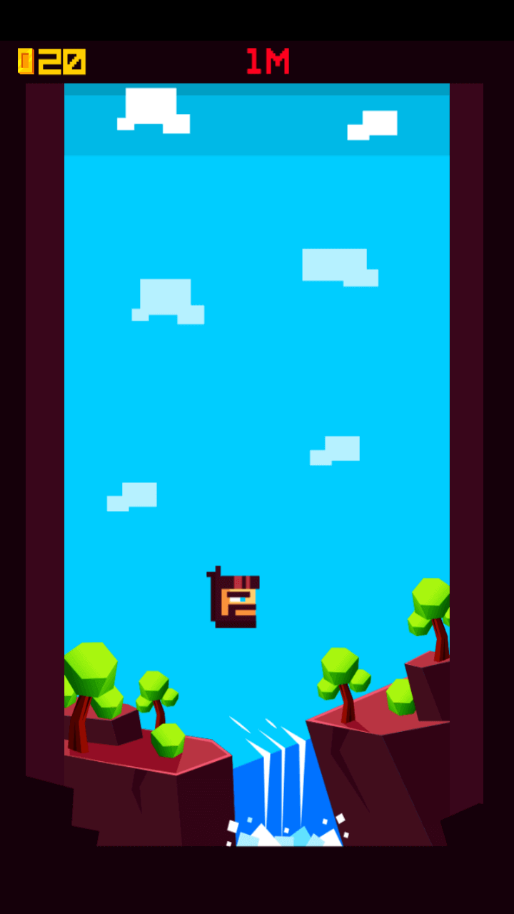 Play Jumpy: the first jumper