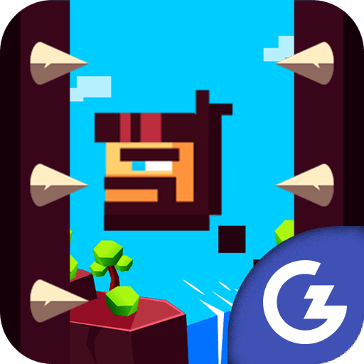 HTML5 game - Jumpy: The First Jumper