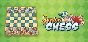 Junior ChessHTML5 Game - Gamezop