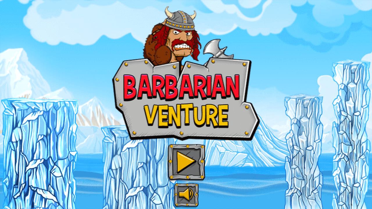 Play Barbarian venture