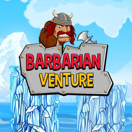 Barbarian VentureHTML5 Game - Gamezop