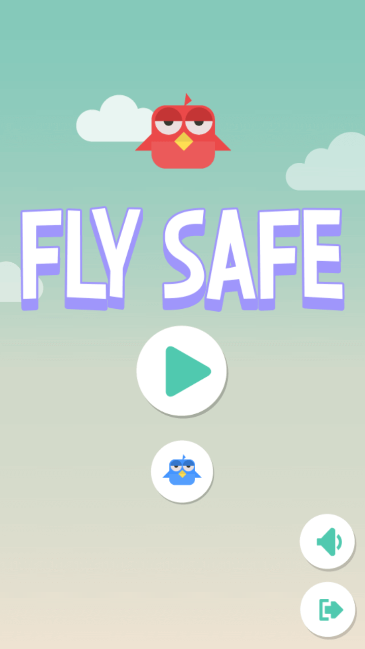 Play Fly safe