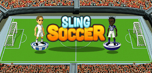 Sling SoccerHTML5 Game - Gamezop