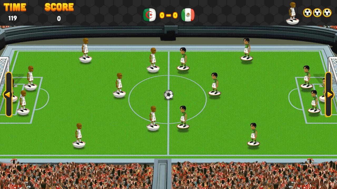 Play Sling soccer