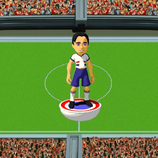 Sling SoccerHTML5 Game - Gamezop