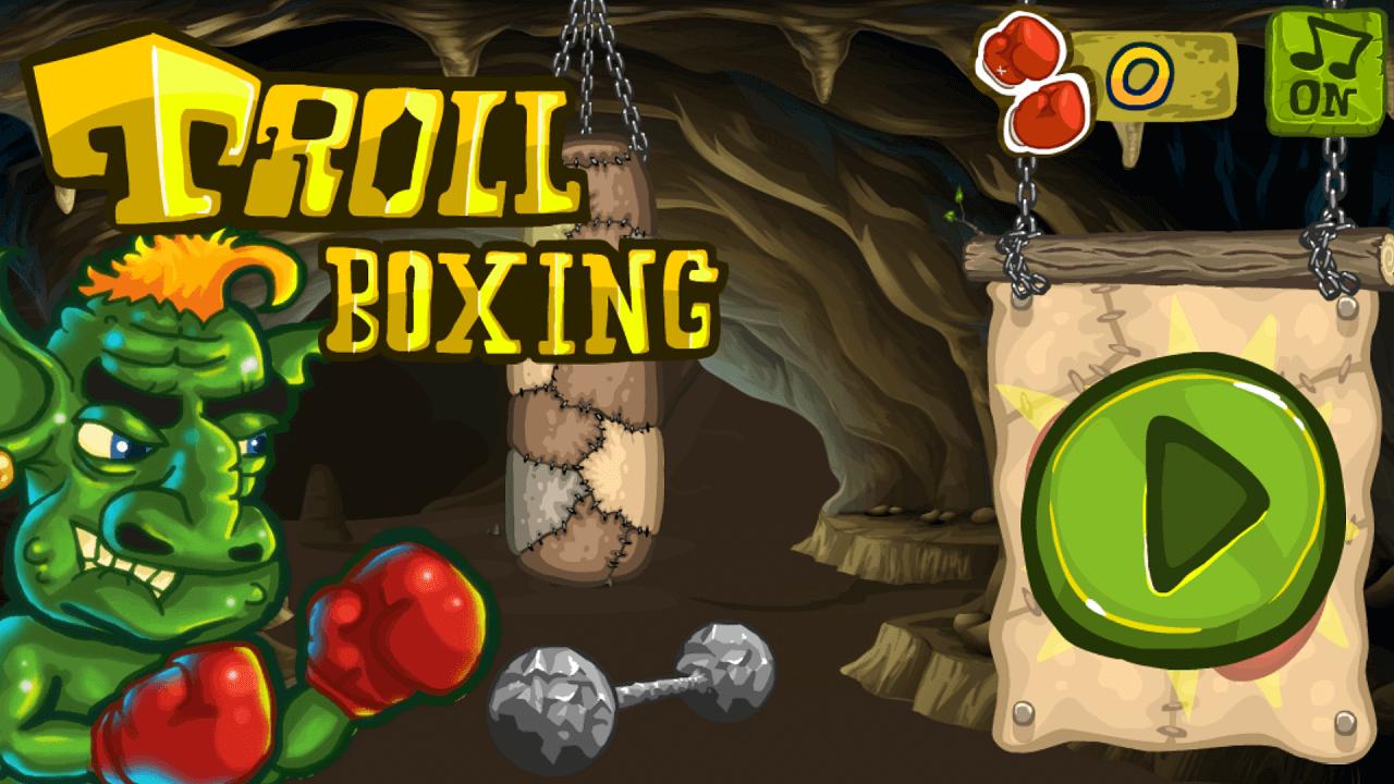 Play Troll boxing