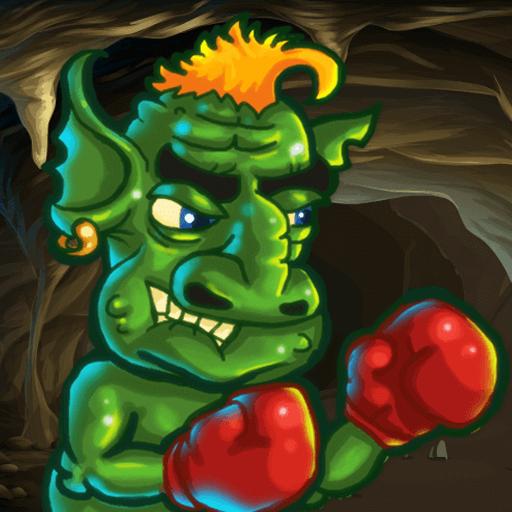 Troll BoxingHTML5 Game - Gamezop