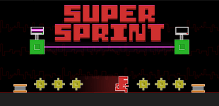 Super SprintHTML5 Game - Gamezop