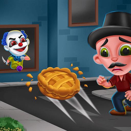 Pie AttackHTML5 Game - Gamezop