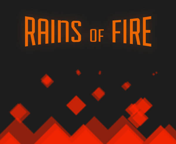 rains of fire