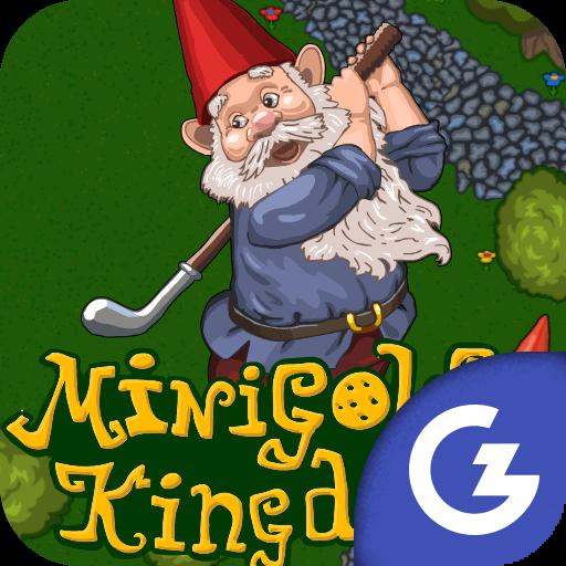 HTML5 game - Minigolf Kingdom