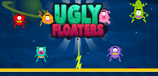 Ugly FloatersHTML5 Game - Gamezop