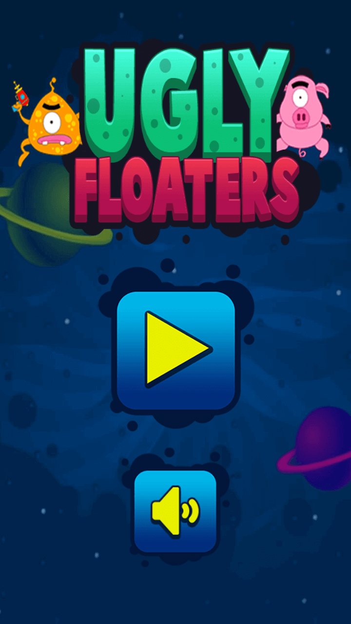 Play Ugly floaters