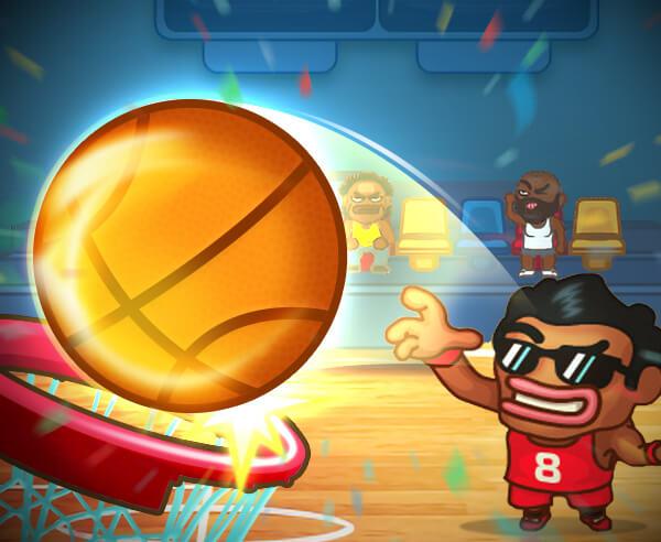 籃球冠軍-篮球冠军-Basket Champs-參加這個經典的免費射擊錦標賽,帶領你的團隊取得勝利。每一輪都比上一輪更驚險!