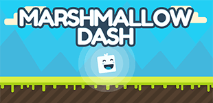 Marshmallow DashHTML5 Game - Gamezop